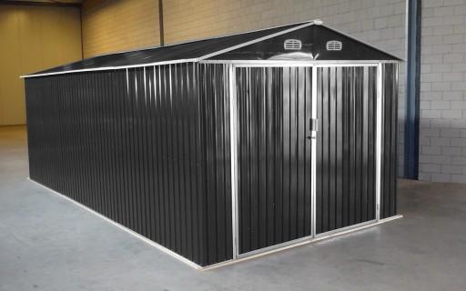 S00 XXL Garage 300 x 600 x 232 cm